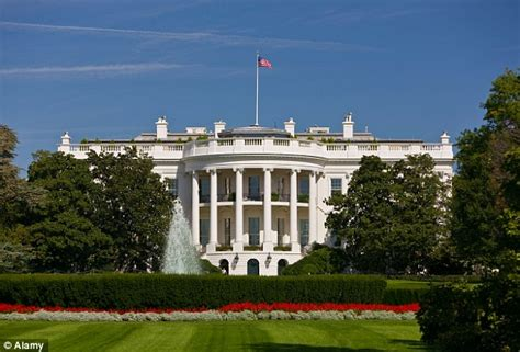 white house destroyed what would happen if a nuclear bomb hit washington d c daily mail online