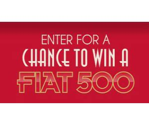 Nordstrom Sweepstakes - win a fiat 500 from nordstrom free sweepstakes contests giveaways