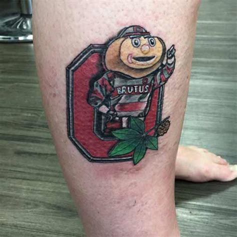 ohio state tattoo designs ohio state pictures to pin on tattooskid