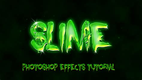 slime tutorial photoshop slime text www imgkid com the image kid has it