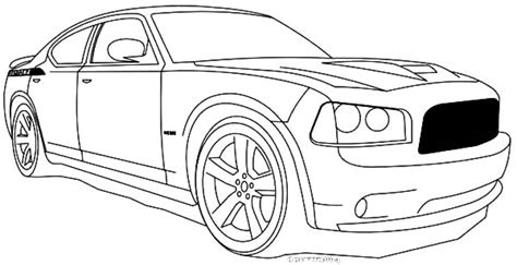 dodge car coloring page dodge charger police car coloring pages coloring sky