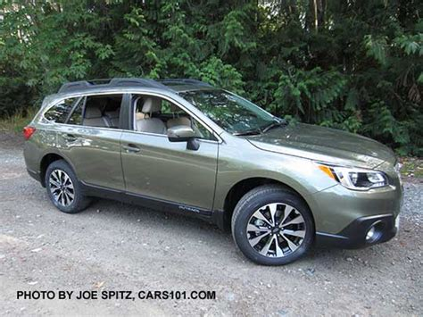 green subaru outback 2017 2017 outback specs options colors prices photos and more