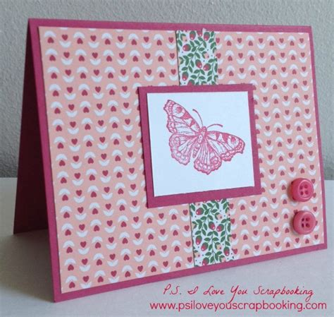 How To Make Handmade Cards - how to make handmade cards p s i you crafts