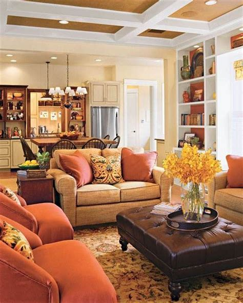 warm colored living rooms warm family room colors good family room colors for the