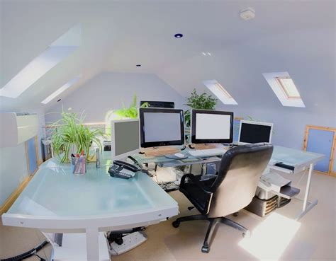 attic work space how to tidy your desk office in 5 minutes swift cleaning