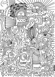 coloring patterns coloring pages free large images coloring pages