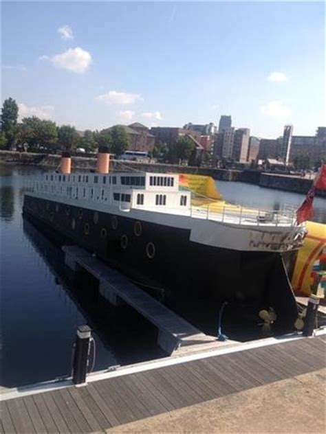titanic boat in liverpool titanic house boat will be booking here next time we