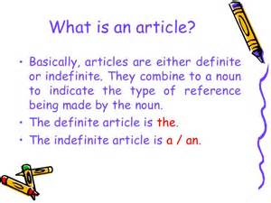 what is articles learn grammar articles a an