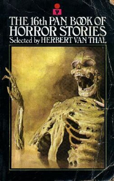 pan book of horror stories volume 16 by herbert thal
