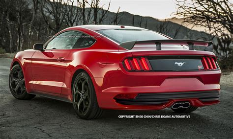 Mustang Hnliche Autos by Ford Mustang St Hinten