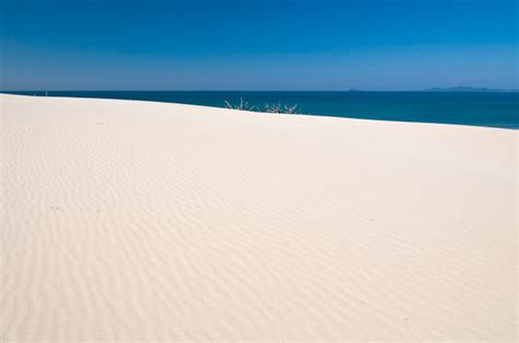 porto pino dune porto pino and its surprising white dunes italian ways