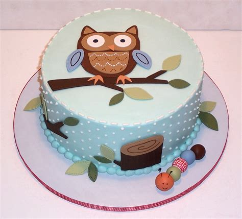 baby themed cake decorations free cake info baby owl