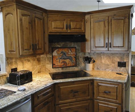 kitchen murals design tile backsplash kitchen horse tile mural southwest