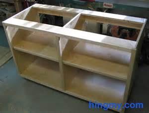 Building Kitchen Base Cabinets by Building Base Cabinets