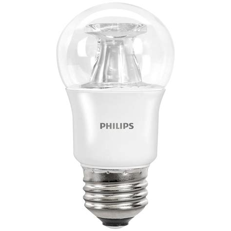 Philips 40w Equivalent Soft White A15 Fan Dimmable With Philip Led Light Bulbs