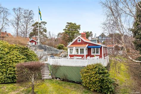 Cottages In Sweden by Cozy 1930 Cottage Overlooking The Sea In Sweden Small