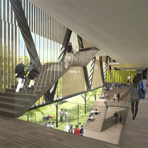 university design proposal gallery of chinese university of hong kong shenzhen