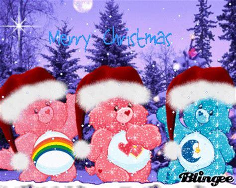 carebears christmas picture  blingeecom