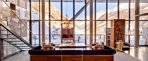 Luxury Open Floor Plans chalet heinz julen loft ski zermatt switzerland