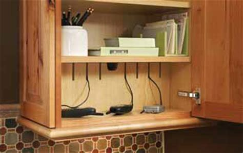 countertop charging station charging station new horizon cabinetry
