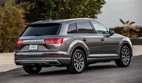 audi q7 us 2017 audi q7 visualizer colors cabins pricing and
