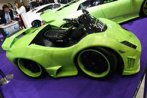 Lamborghini 4 Wheeler Lamborghini Murcielago 4x4 Atv Carzi