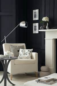 Ideas To Decorate Your Room 30 Exquisite Black Wall Interiors For A Modern Home
