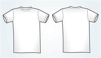 adobe illustrator t shirt template blank white vector t shirt template vectorish