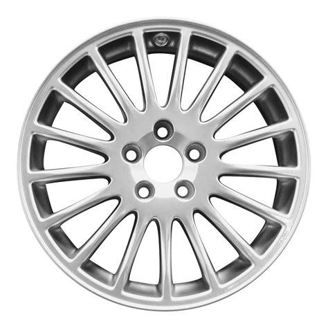 volvo oem    aluminum alloy wheel tethys rim  genuine volvo wheels