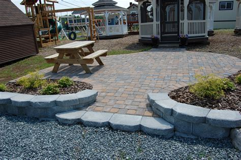 backyard hardscape design ideas the home design the