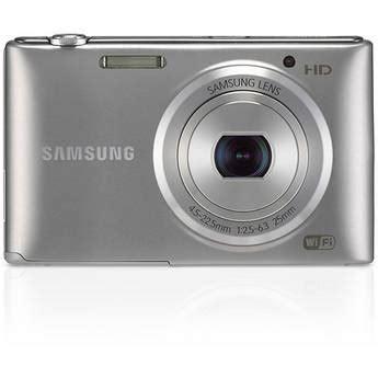 Kamera Digital Samsung St150f samsung st150f smart digital silver ec