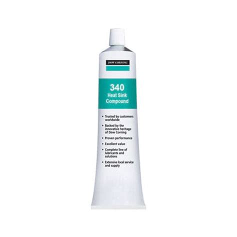 dow corning 340 heat sink dow corning 340 heat sink compound lubricant grease white