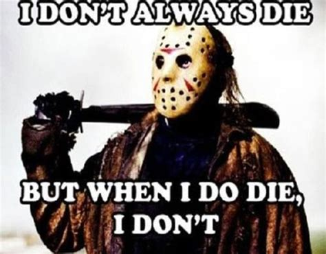 Funny Friday The 13th Memes - 33 best friday the 13th images on pinterest horror films