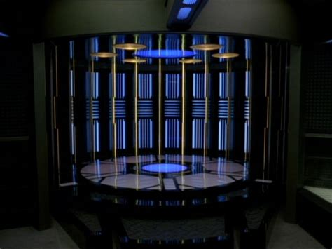 transporter room intrepid class trek vanguard