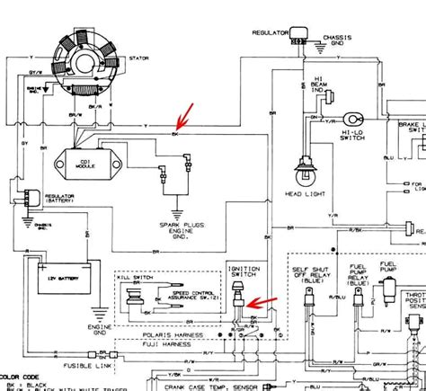 2004 polaris sportsman 400 wiring diagram 41 wiring