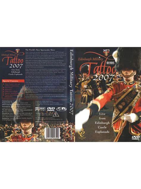 edinburgh tattoo melbourne dvd 2007 royal edinburgh military tattoo dvd cd