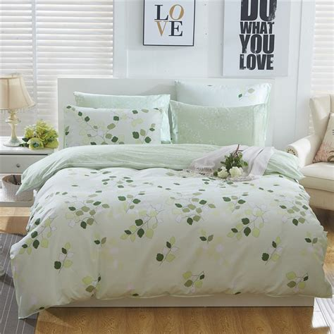 full size cotton sheet sets spring and autumn cotton wongsbedding floral cotton bedding set spring beddings