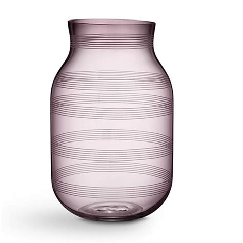 kæhler vase k 228 hler omaggio glasvase stor blomme