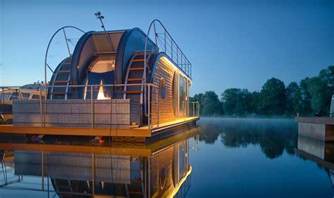 hausboot nautilus nautilus modern houseboats