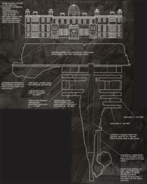 Wayne Manor Floor Plan by Wayne Manor Batman Wiki