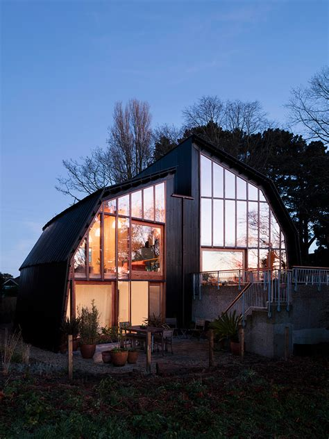 mole architects builds the houseboat in dorset for - Houseboats In Dorset
