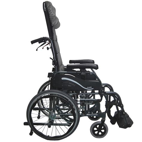 reclining wheelchairs lightweight karman 16 inch tilt in space lightweight reclining