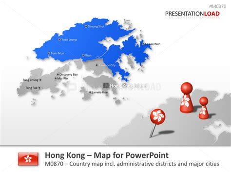 powerpoint maps of all asia pacific countries