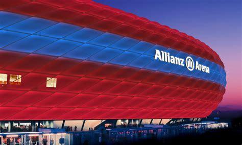 allianz arena beleuchtung quot san led quot dynamisches led licht f 252 r allianz arena