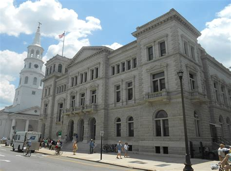 united states post office and courthouse charleston
