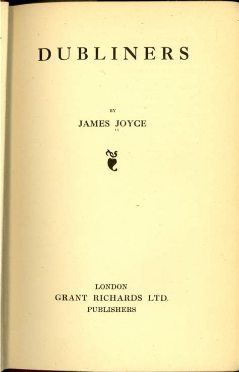 themes in dubliners by james joyce james joyce the irish literature collection