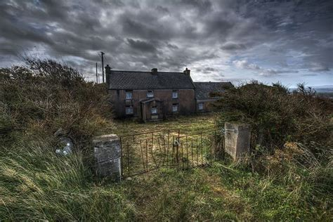Haunted Donegal home is where the is foreland heights