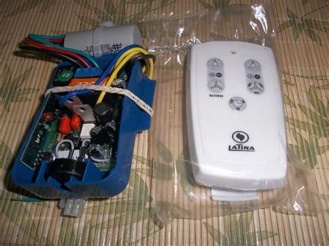capacitor no receptor controle remoto modulo rec ventilador teto 110v r 120 90 no mercadolivre
