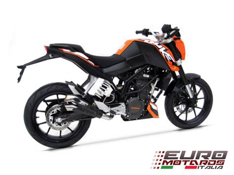 Ktm 125 Exhaust Ktm Duke 125 200 Zard Exhaust V2 Racing Slipon Silencer