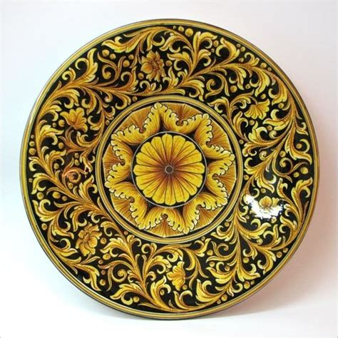 ladari in ceramica di caltagirone 17 migliori idee su piatti dipinti a mano su